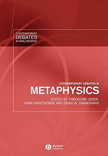 9781405112284: Contemporary Debates in Metaphysics (Contemporary Debates in Philosophy)