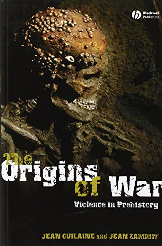 9781405112604: The Origins of War: Violence in Prehistory