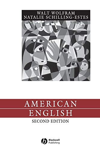 9781405112666: American English: Dialects and Variation, 2nd Edition (Language in Society, Vol. 25)
