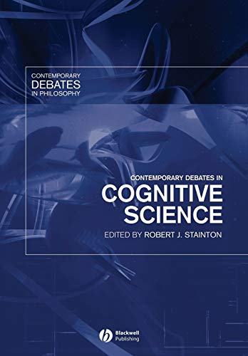 9781405113052: Contemporary Debates in Cognitive Science