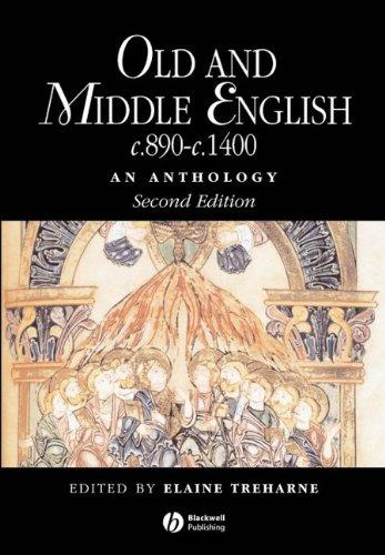 9781405113120: Old and Middle English c.890-c.1400: An Anthology (Blackwell Anthologies)