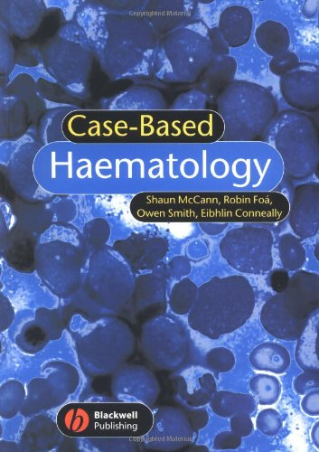 9781405113212: Case-Based Haematology