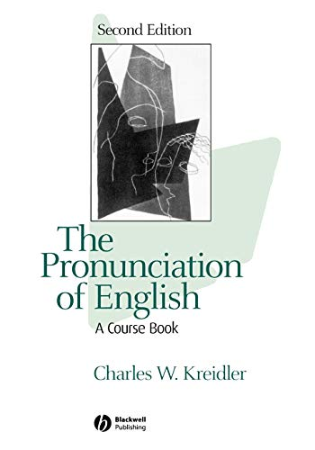 9781405113366: The Pronunciation of English: A Course Book