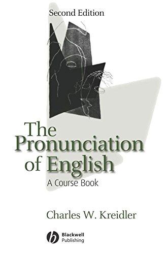9781405113366: The Pronunciation of English: A Course Book