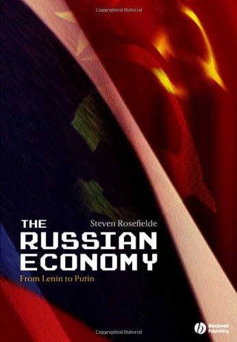 9781405113373: The Russian Economy: From Lenin to Putin