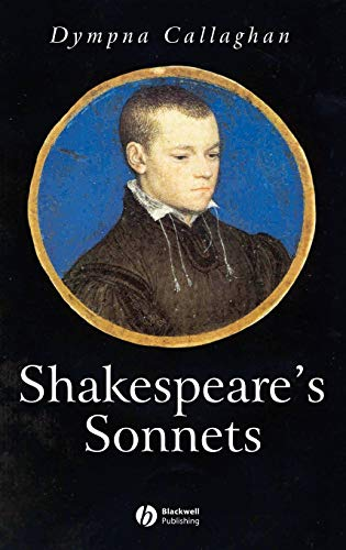 9781405113977: Shakespeare's Sonnets (Wiley Blackwell Introductions to Literature)