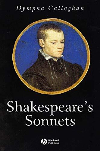 Shakespeare's Sonnets: Callaghan, Dympna