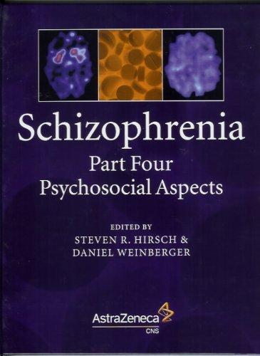 9781405114158: Schizophrenia Part Four Psychosocial Aspects