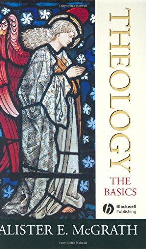9781405114240: Theology: The Basics