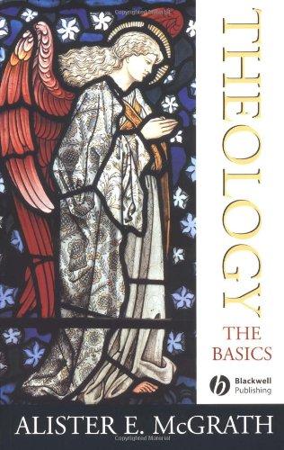 9781405114257: Theology: The Basics