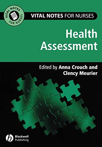 9781405114585: Health Assessment
