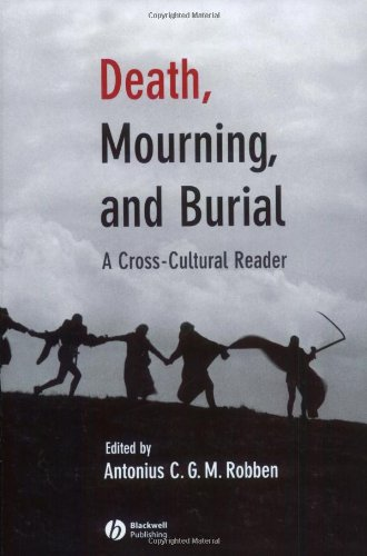 9781405114714: Death, Mourning, and Burial: A Cross-Cultural Reader