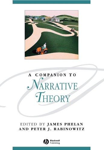 9781405114769: A Companion to Narrative Theory
