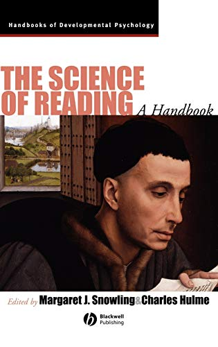 9781405114882: The Science of Reading: A Handbook (Wiley Blackwell Handbooks of Developmental Psychology)