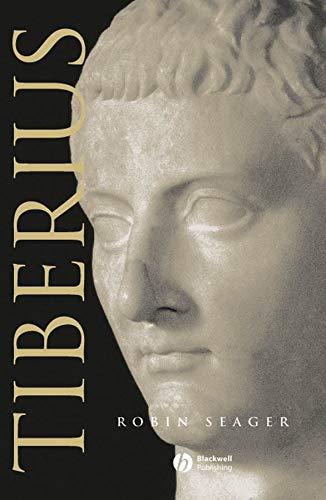 Tiberius (Hardback): Robin Seager