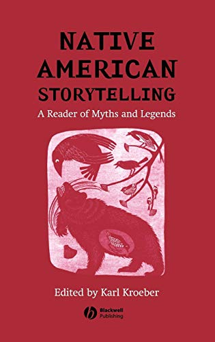 9781405115414: Native American Storytelling: A Reader of Myths and Legends