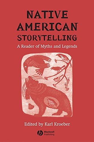 9781405115421: Native American Storytelling: A Reader of Myths and Legends