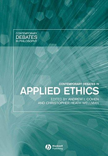 9781405115476: Contemporary Debates in Applied Ethics (Contemporary Debates in Philosophy)