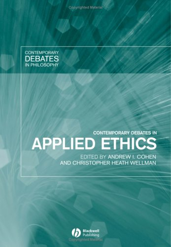 9781405115483: Contemporary Debates in Applied Ethics