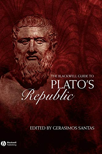 9781405115636: The Blackwell Guide to Plato's Republic (Blackwell Guides to Great Works, Vol. 1)