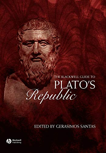 9781405115643: The Blackwell Guide to Plato's Republic (Blackwell Guides to Great Works)