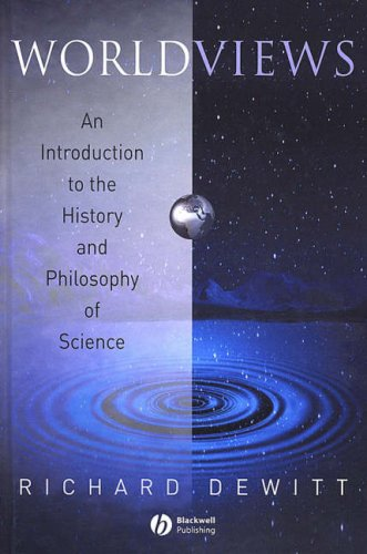 9781405116190: Worldviews: An Introduction to the History and Philosophy of Science