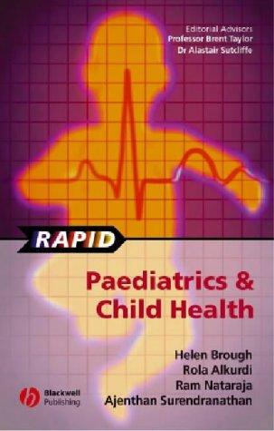 9781405116428: Rapid Paediatrics and Child Health