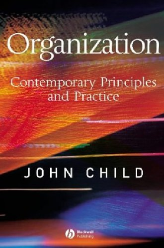 9781405116572: Organization: Contemporary Principles and Practice