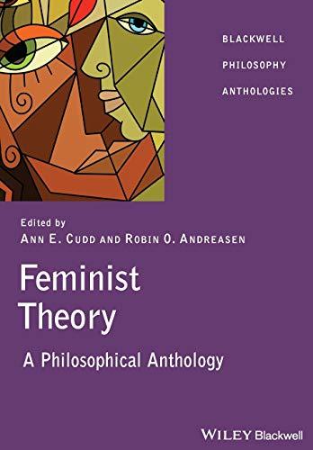 Feminist Theory 9781405116619: Ann E. Cudd,
