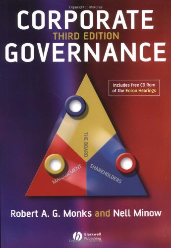 9781405116985: Corporate Governance