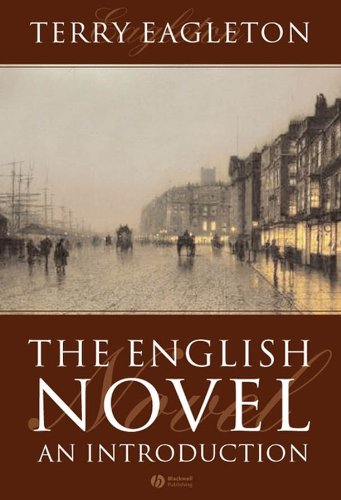 9781405117074: The English Novel: An Introduction