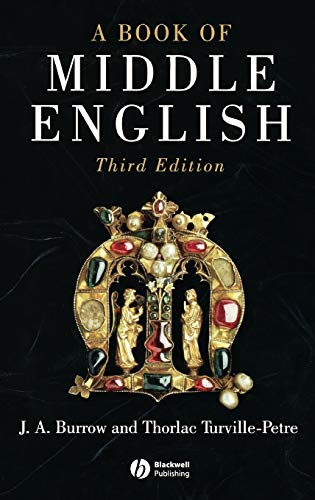 9781405117081: A Book of Middle English