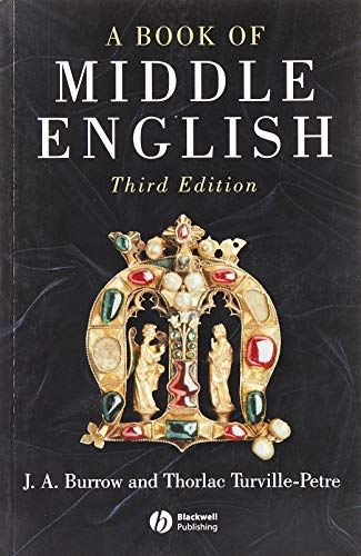 A Book of Middle English: Burrow, J. A.;