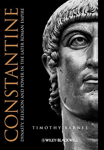 9781405117272: Constantine (Blackwell Ancient Lives)