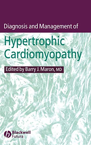 9781405117326: Diagnosis and Management of Hypertrophic Cardiomyopathy