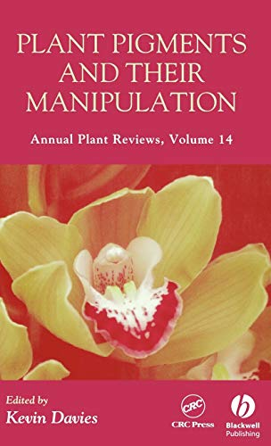 9781405117371: Plant Pigments and Their Manip