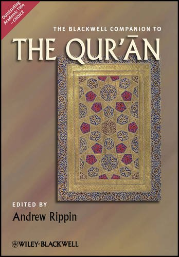 The Blackwell Companion to the Qur'an (Hardcover): Professor Andrew Rippin