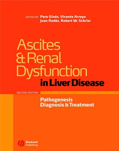 9781405118040: Ascites and Renal Dysfunction in Liver Disease: Pathogenesis, Diagnosis, and Treatment