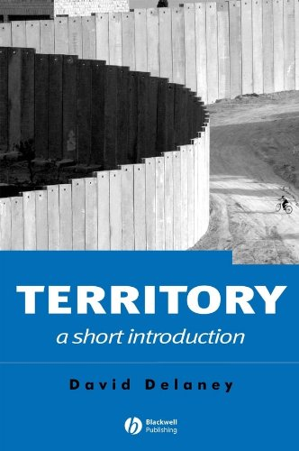 9781405118316: Territory: A Short Introduction (Short Introductions to Geography)