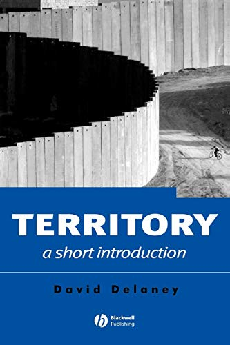 9781405118323: Territory: A Short Introduction