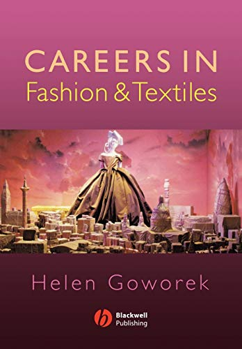 9781405118347: Careers in Fashion and Textiles