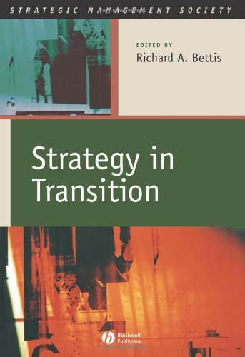 9781405118491: Strategy in Transition (Strategic Management Society)
