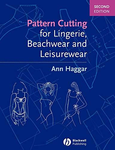 9781405118583: Pattern Cutting for Lingerie, Beachwear and Leisurewear