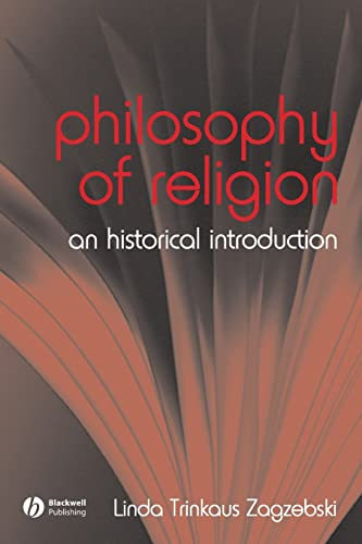 9781405118729: The Philosophy of Religion: An Historical Introduction