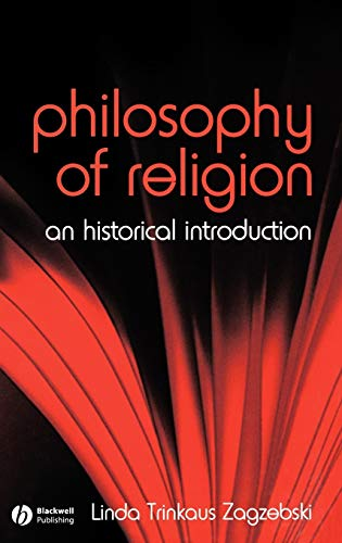 9781405118736: The Philosophy of Religion: An Historical Introduction