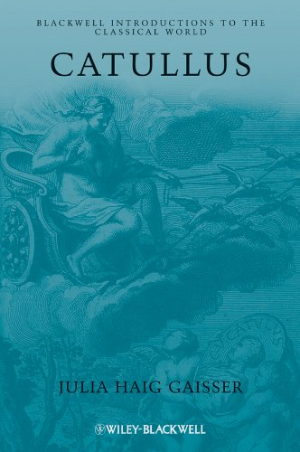 9781405118897: Catullus (Blackwell Introductions to the Classical World)