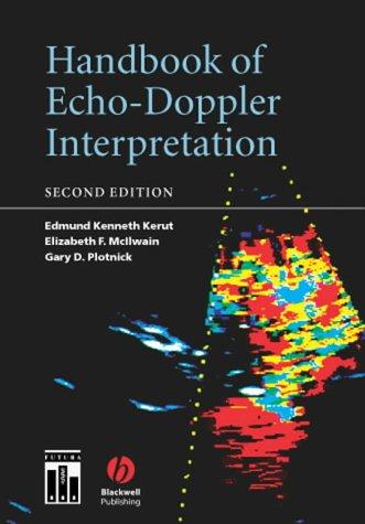 9781405119030: Handbook of Echo-Doppler Interpretation