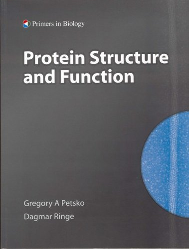 9781405119221: Protein Structure and Function