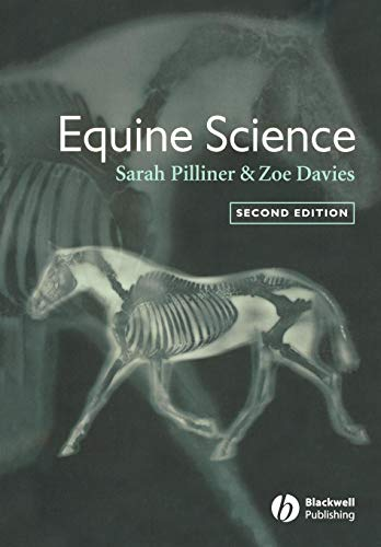 Equine Science (1405119446) by Sarah Pilliner; Zoe Davies