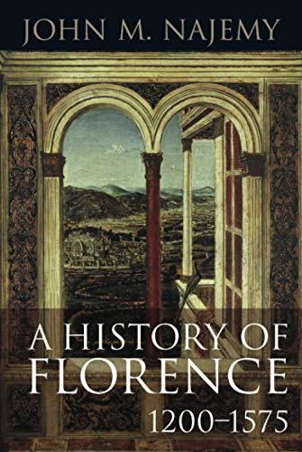 9781405119542: A History of Florence 1200-1575